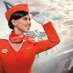 «Аэрофлот» вошел в первую тройку рейтинга самых привлекательных стюардесс